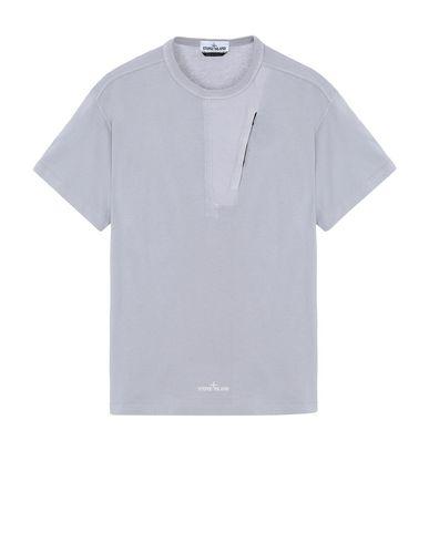 STONE ISLAND 20358 Short sleeve t-shirt Man Dust Gray EUR 78
