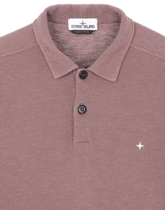 12396159wh - Polo 衫与 T 恤 STONE ISLAND