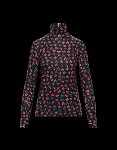 Turtleneck Multicoloured 3 Moncler Grenoble Woman