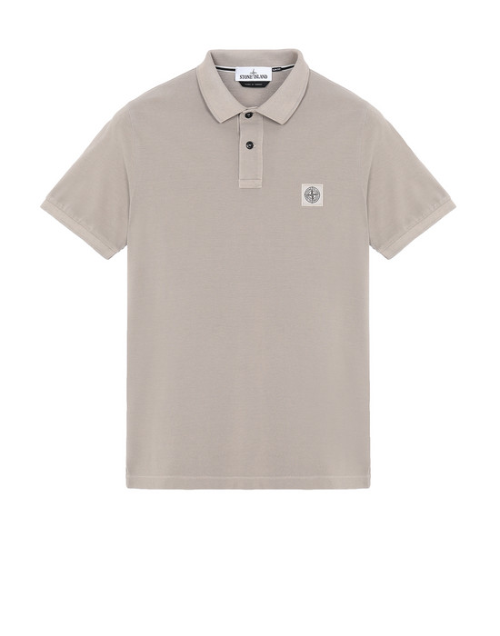 Polo shirt Man 22S67 Front STONE ISLAND