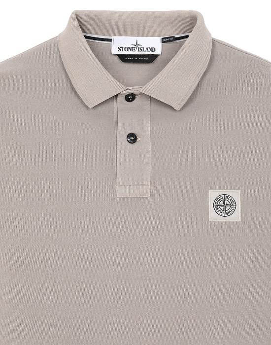 12396534ph - Polo - T-Shirts STONE ISLAND