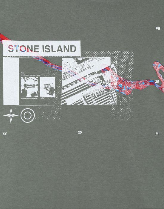 12396599kd - Polo - T-Shirts STONE ISLAND