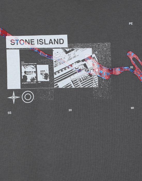 12396599xd - Polo - T-Shirts STONE ISLAND