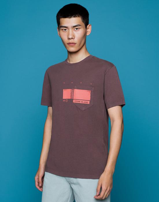 12396649xd - Polo - T-Shirts STONE ISLAND