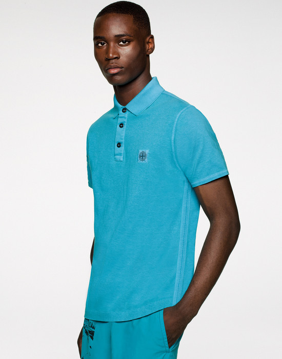12396684xl - Polo - T-Shirts STONE ISLAND