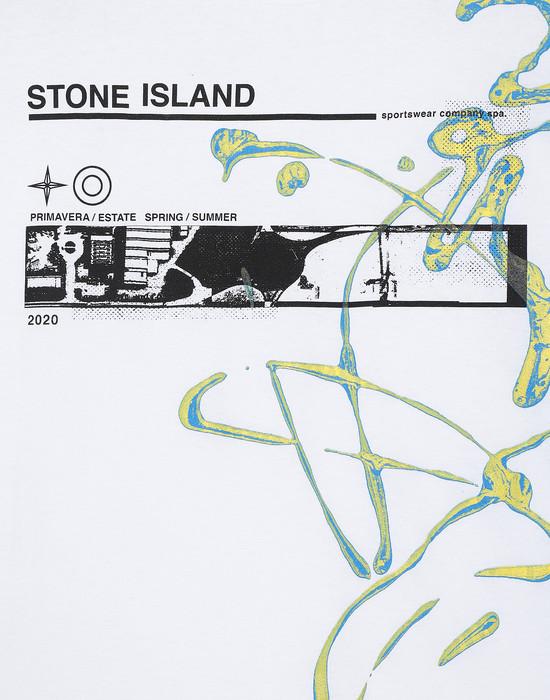 12396685ld - Polo - T-Shirts STONE ISLAND