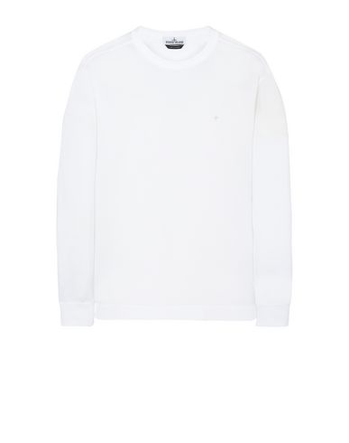 STONE ISLAND 24312 Long sleeve t-shirt Man White EUR 145