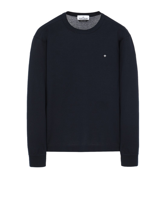 STONE ISLAND 24312 Long sleeve t-shirt Man Blue