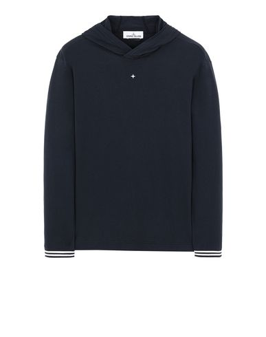 STONE ISLAND 21558 Long sleeve t-shirt Man Blue USD 111