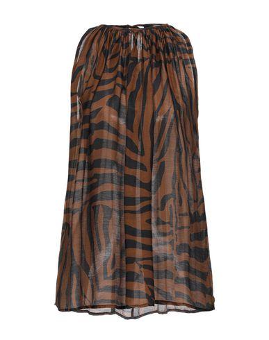 Фото - Топ без рукавов от EMMA коричневого цвета