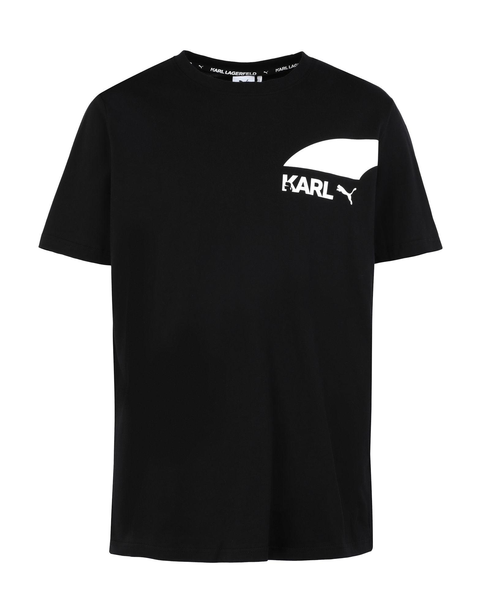 Фото - PUMA x KARL LAGERFELD Футболка puma x porsche design футболка