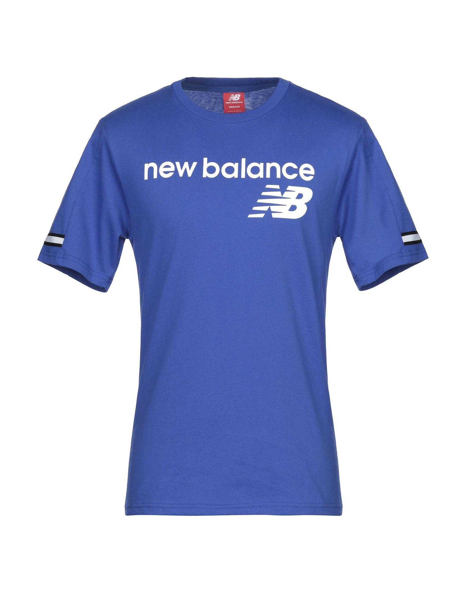 NEW BALANCE Футболка