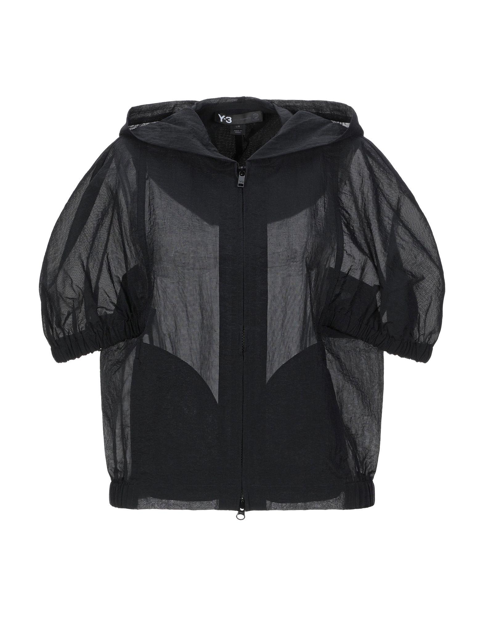 Y-3 Куртка куртка с капюшоном y 3