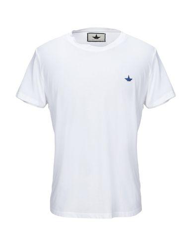 Купить Женскую футболку MACCHIA J белого цвета