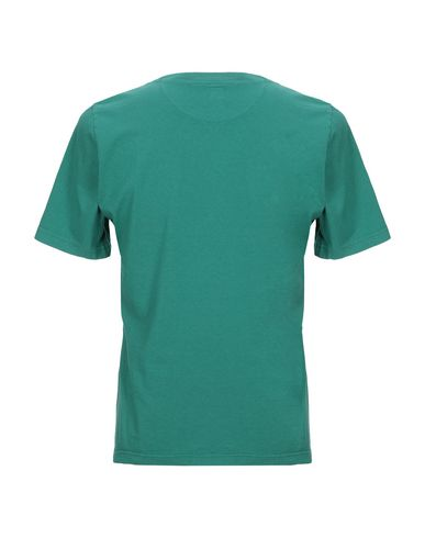 Фото 2 - Женскую футболку ELEVENTY зеленого цвета