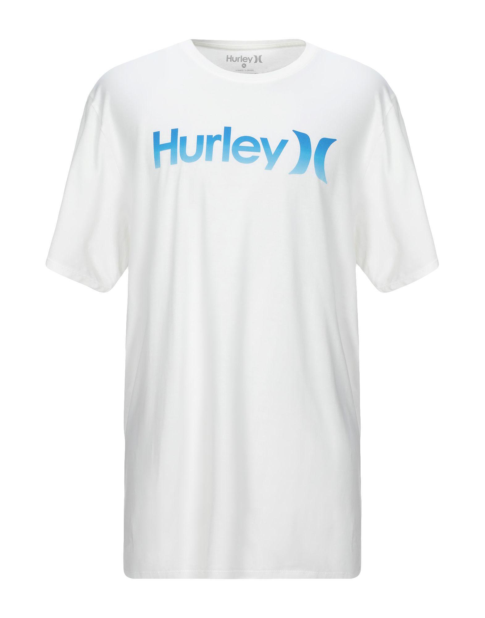 HURLEY Футболка dan hurley targem