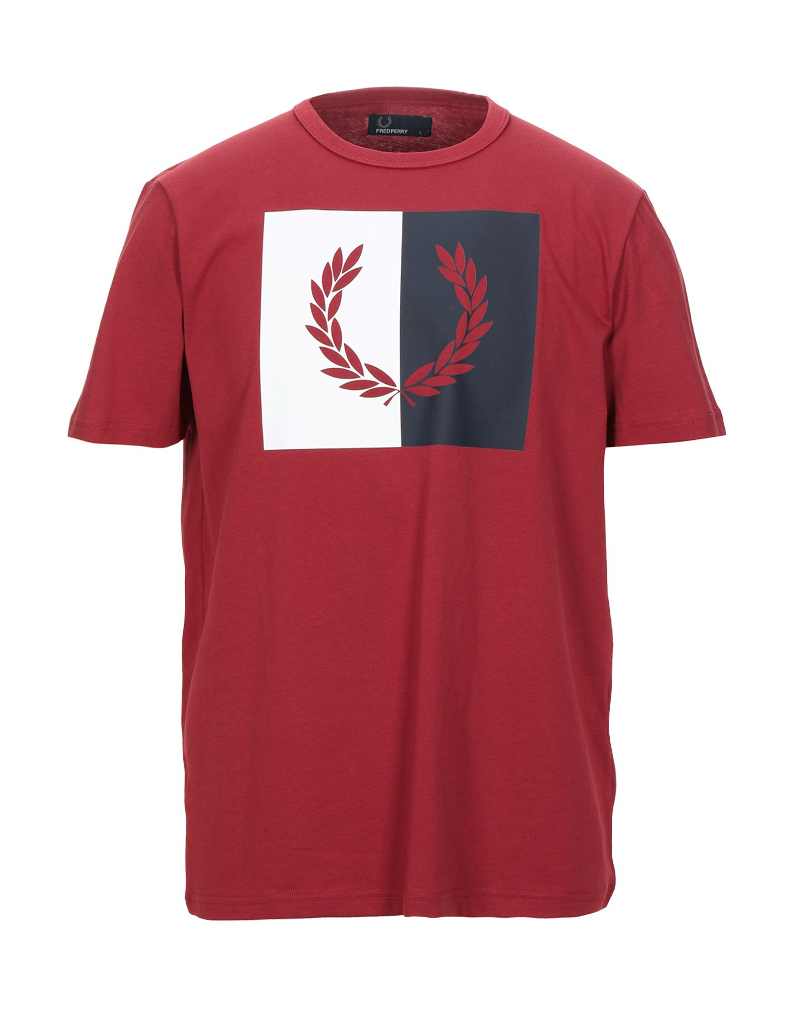 футболка fred perry fred perry fr006emzzx34 FRED PERRY Футболка
