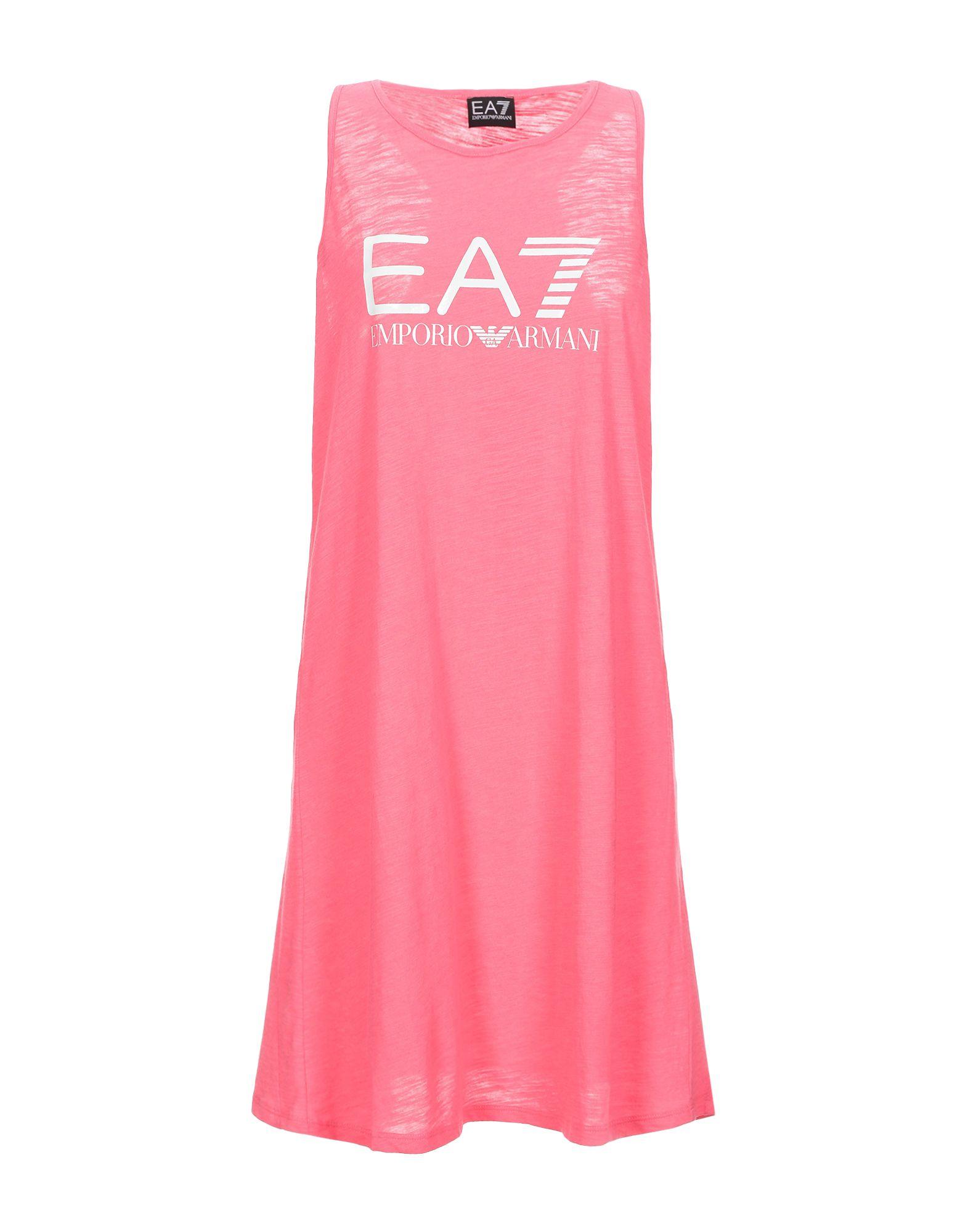 EA7 Короткое платье