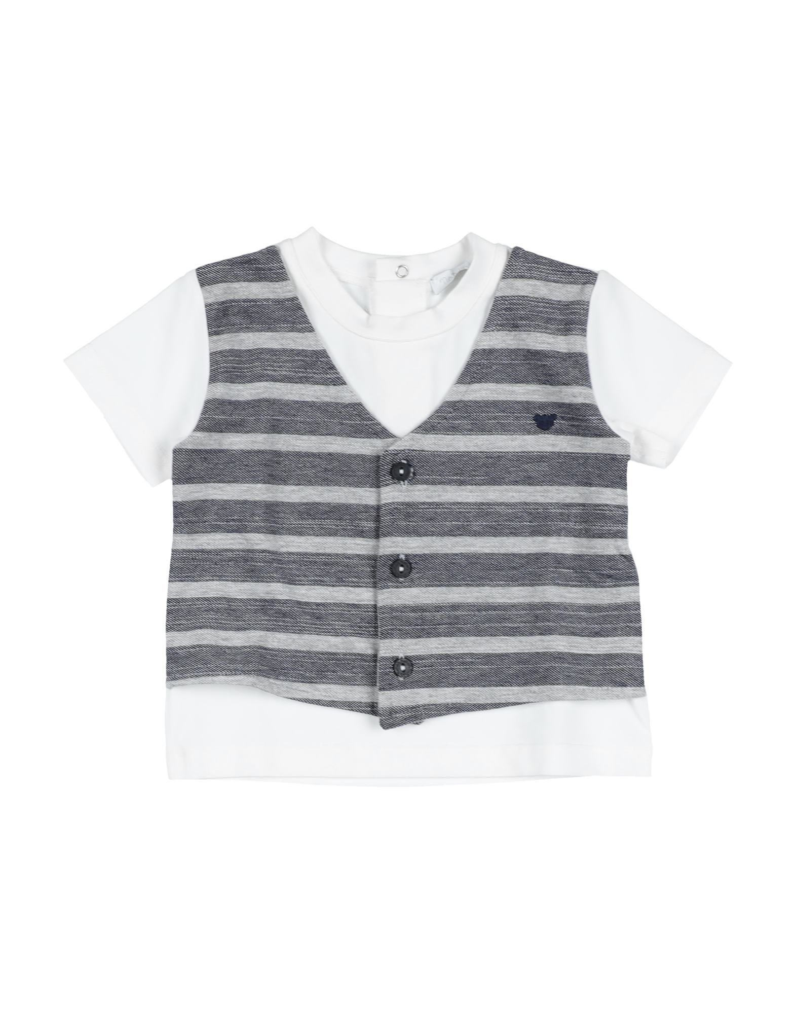 Nanán Kids' T-shirts In White