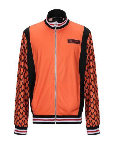 Фото - Мужскую толстовку MNML COUTURE оранжевого цвета