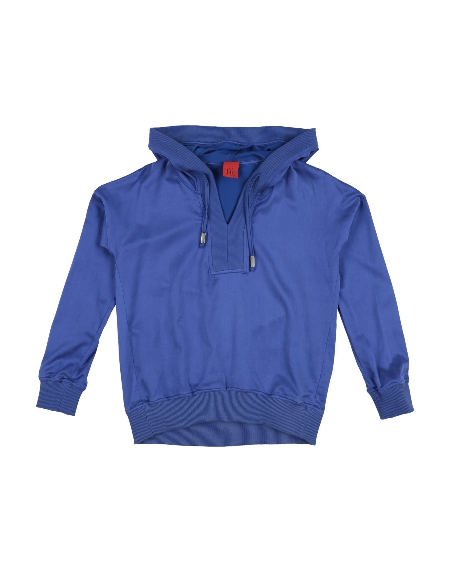 Jijil Jolie Kids' Sweatshirts In Blue