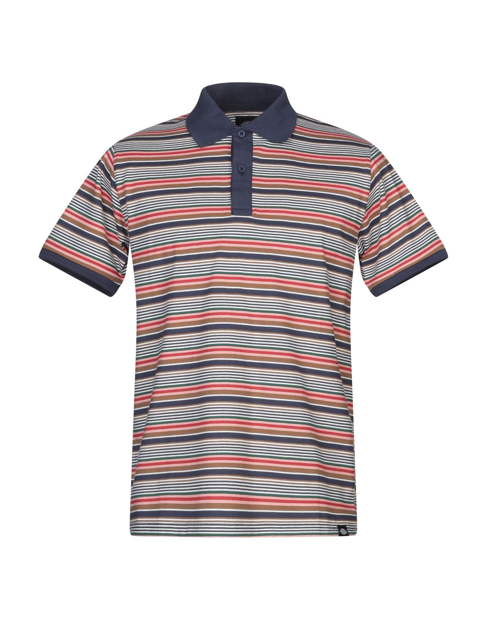《セール開催中》DICKIES メンズ ポロシャツ ダークブルー XS コットン 100%