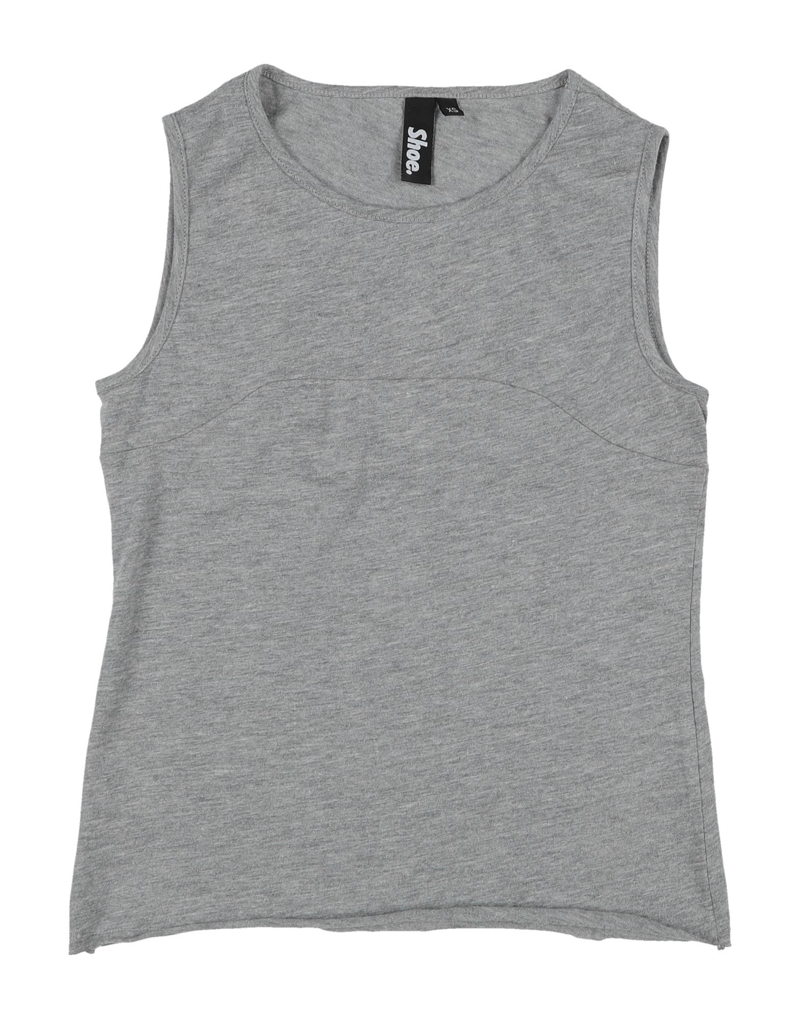 Shoeshine Kids' T-shirts In Grey