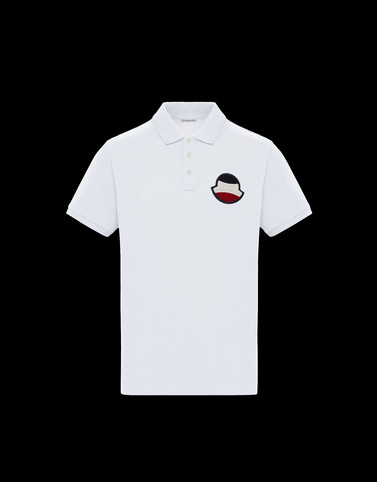 POLO White Category Polo shirts