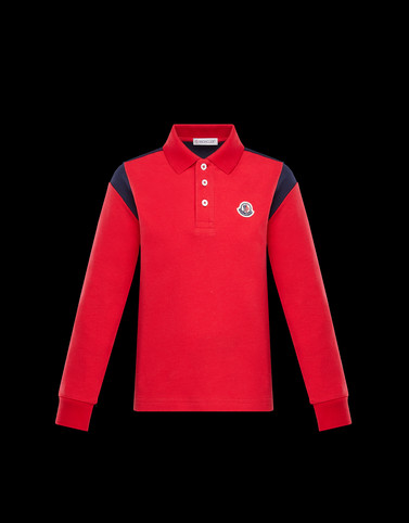 POLO SHIRT Red New in