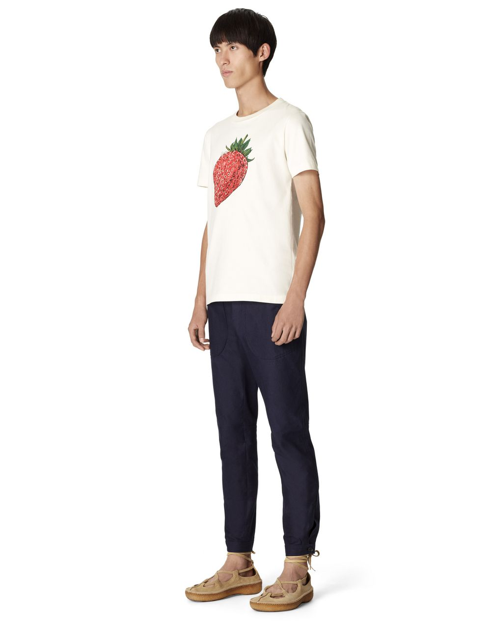 STRAWBERRY SCENTED T-SHIRT - Lanvin