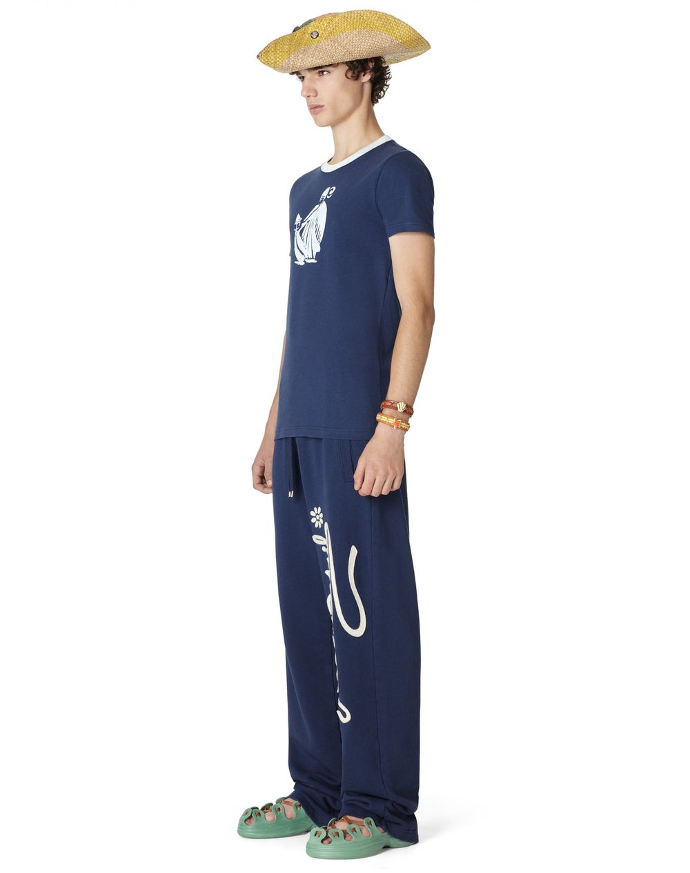 MOTHER AND CHILD PRINTED T-SHIRT - Lanvin