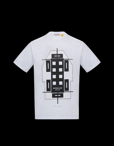 5 CRAIG GREEN White Category T-shirts