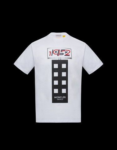 2 1952 + VX White Category T-shirts