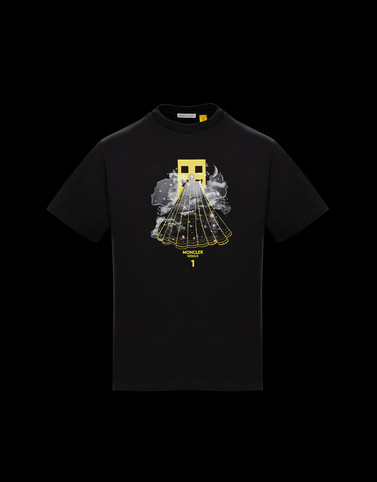 1 PIERPAOLO PICCIOLI Black Category T-shirts