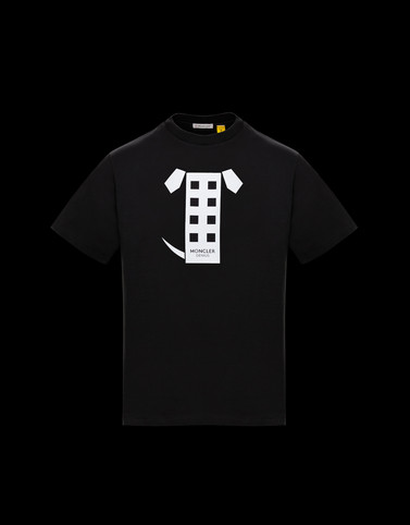 POLDO Black Category T-shirts