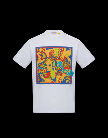 3 GRENOBLE White Category T-shirts