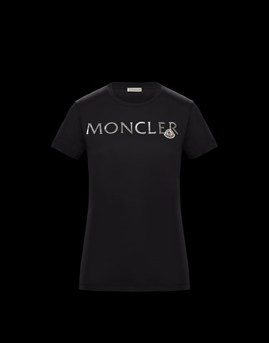 T-SHIRT Black Category T-shirts Woman