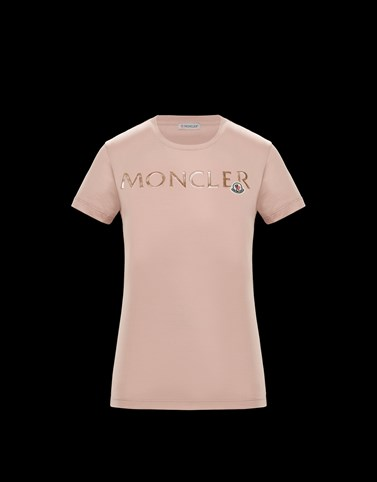 T-SHIRT Pink T-Shirts & Tops Woman
