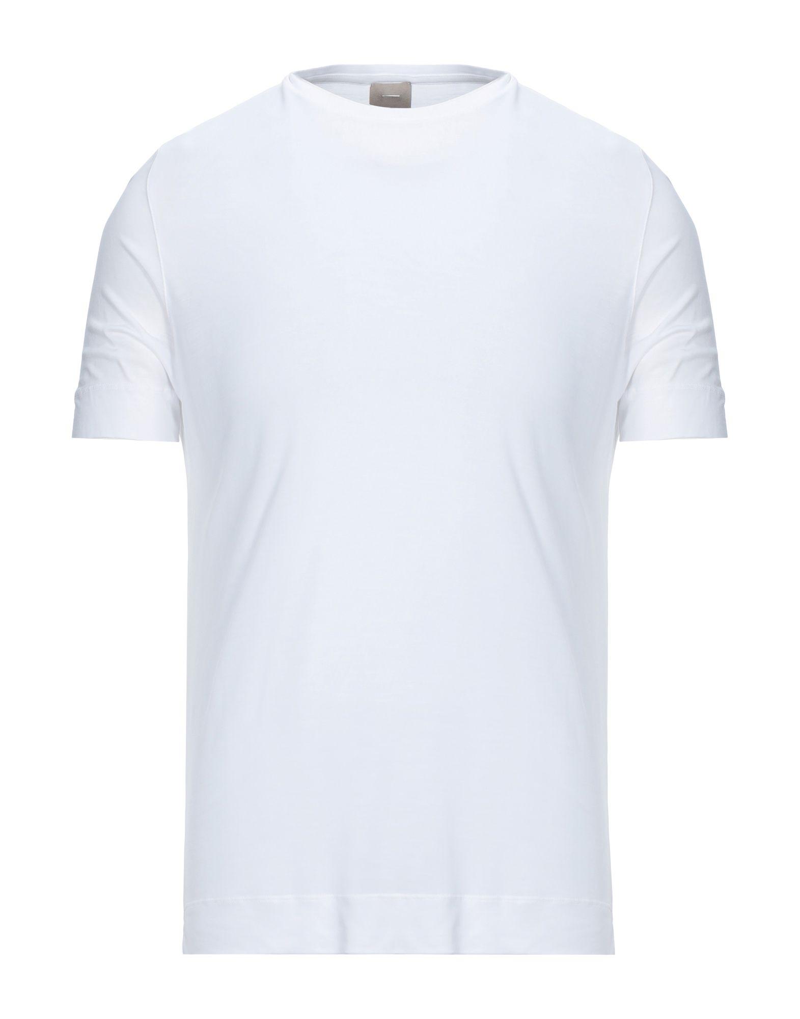 《セール開催中》H953 メンズ T シャツ ホワイト 44 指定外繊維(テンセル)? 100%