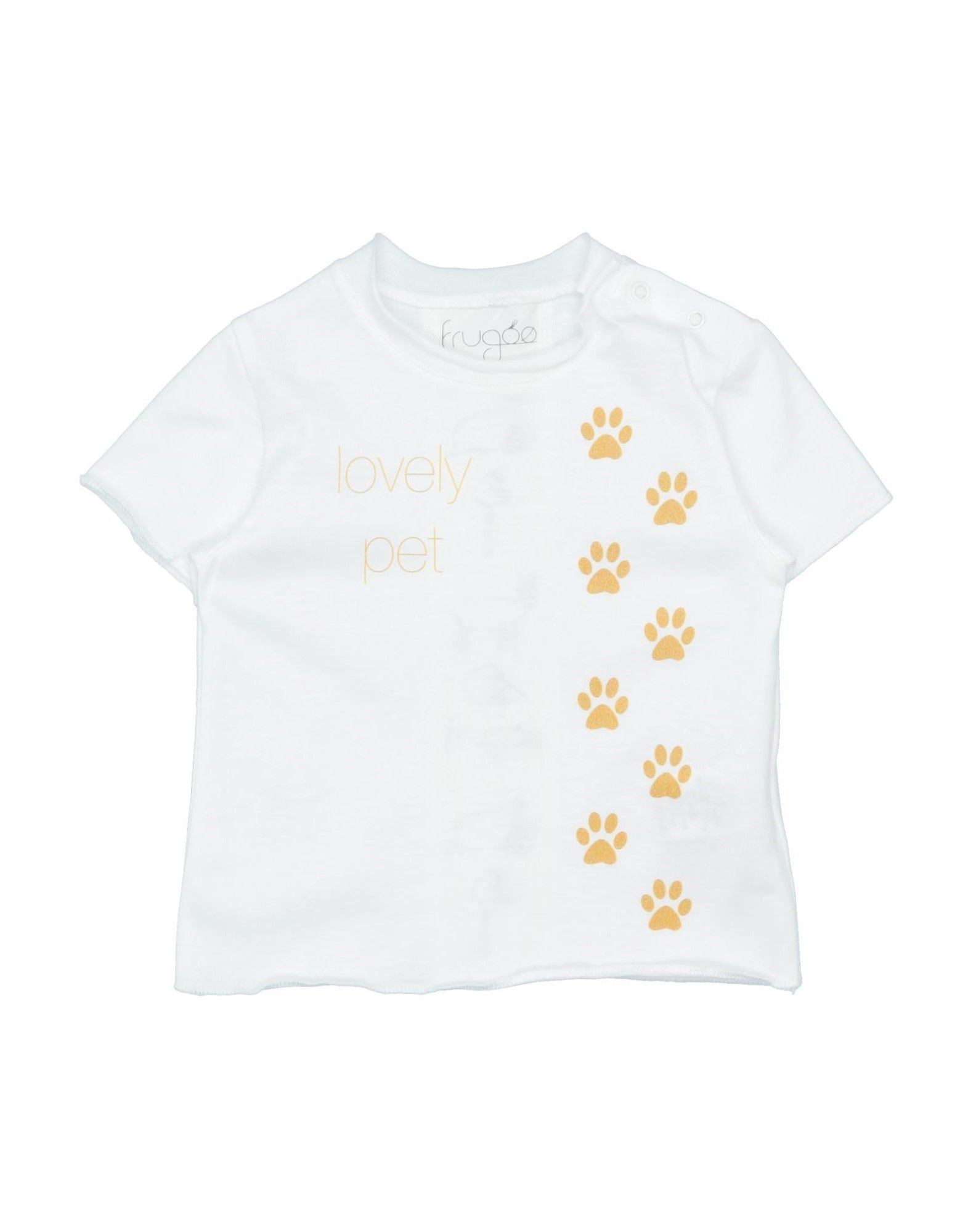 Frugoo Kids' T-shirts In White