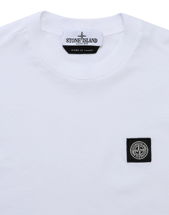 12418203ar - Polo - T-Shirts STONE ISLAND JUNIOR