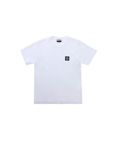 STONE ISLAND JUNIOR T-Shirt Herr 20147 f
