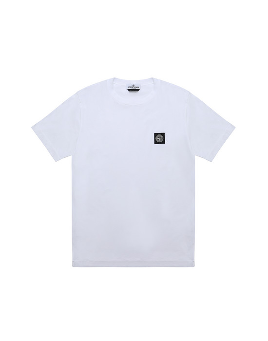 Short sleeve t-shirt 20147 STONE ISLAND JUNIOR - 0