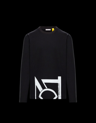 T-SHIRT Black 5 Moncler Craig Green