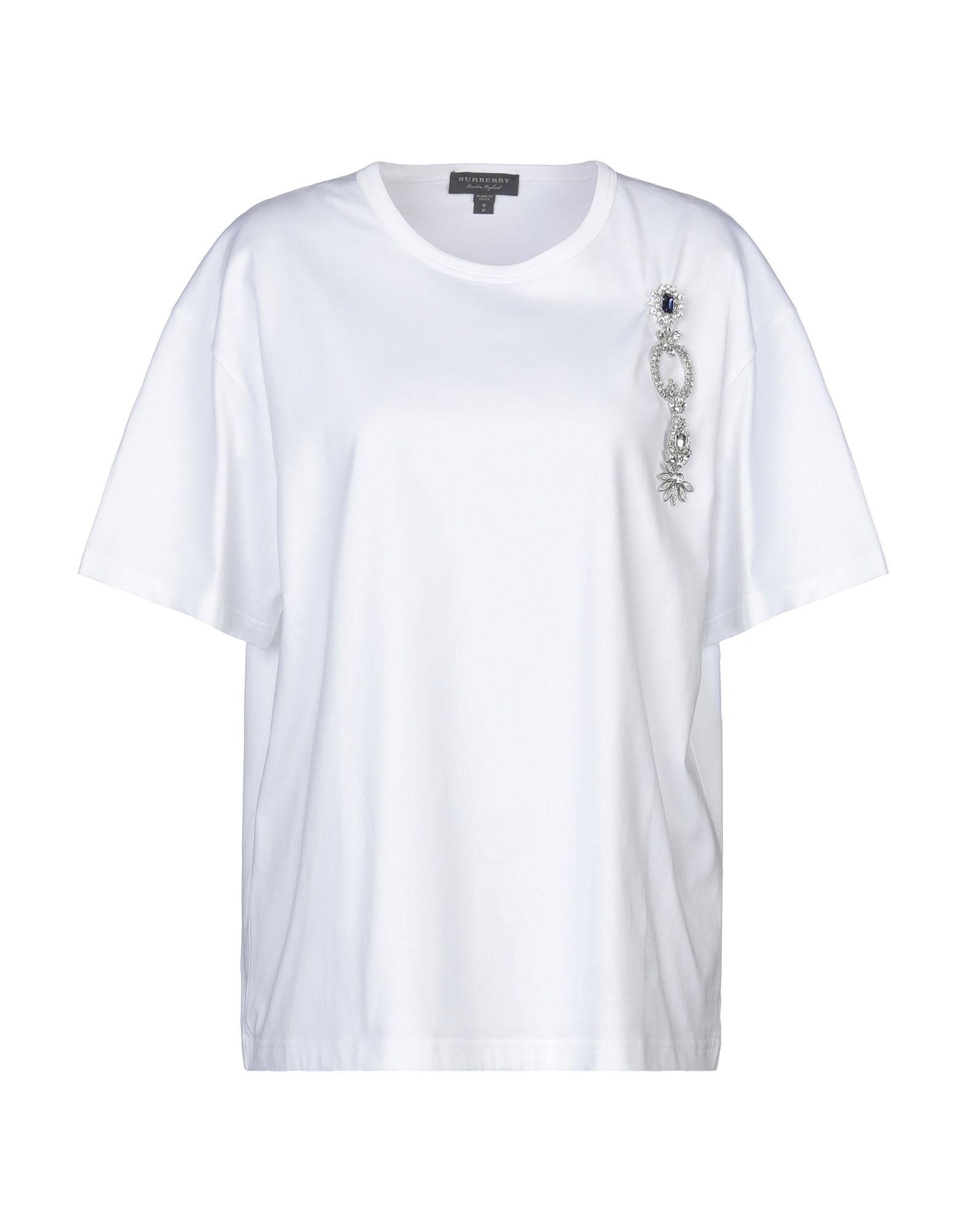 BURBERRY Футболка футболка burberry 39624661