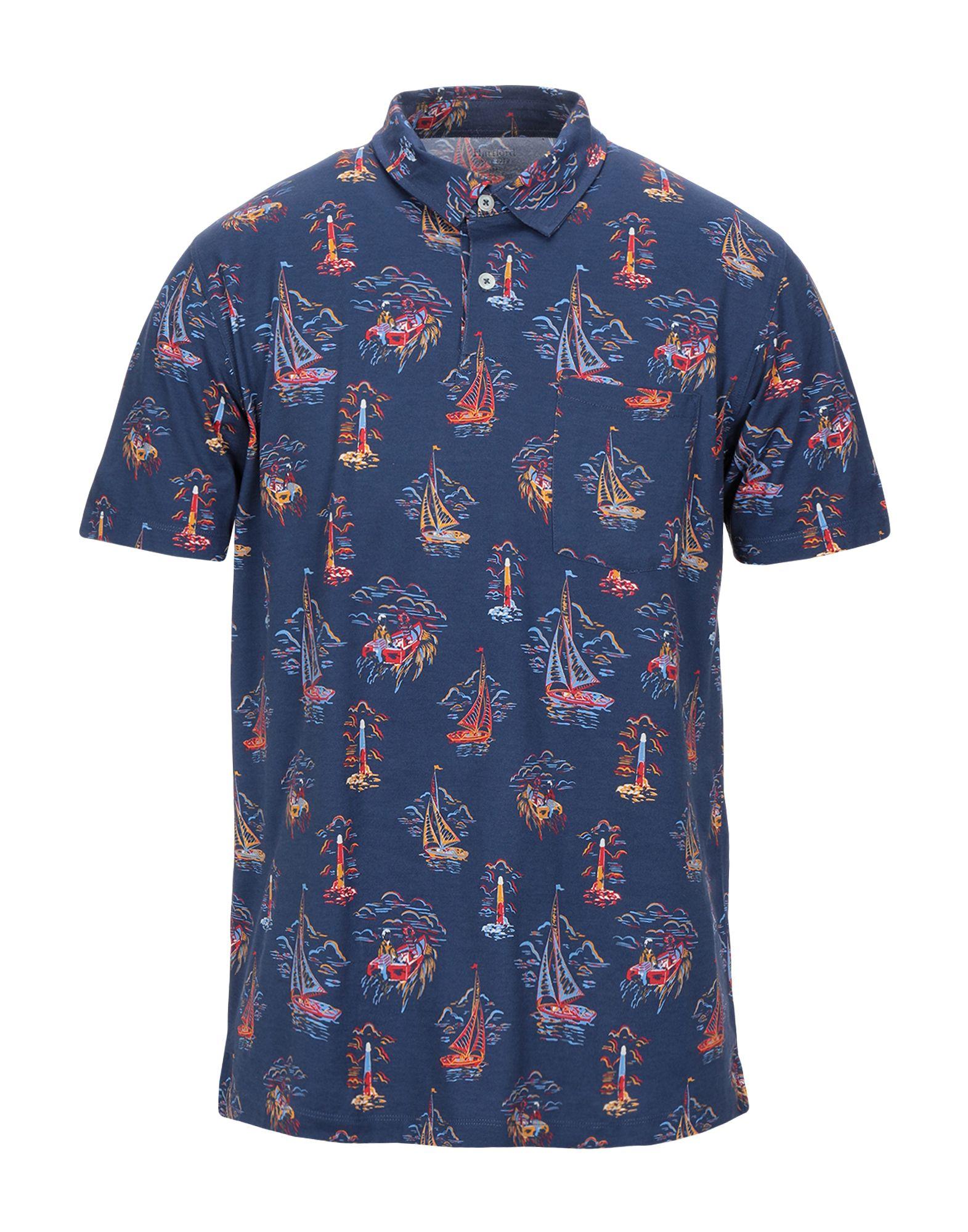 《セール開催中》HARTFORD メンズ ポロシャツ ダークブルー M コットン 100%