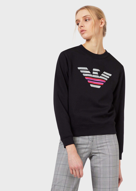 armani sweatshirts