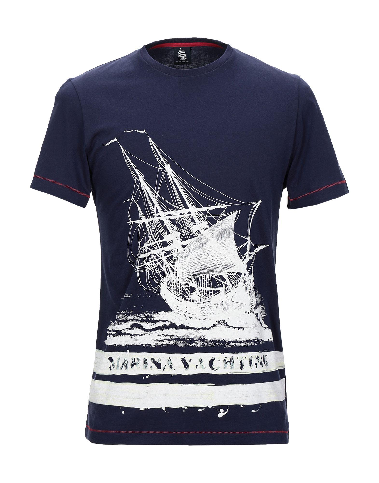 MARINA YACHTING Футболка marina yachting ymw4501400 v0003