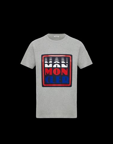 Tシャツ グレー Polos & T-Shirts メンズ