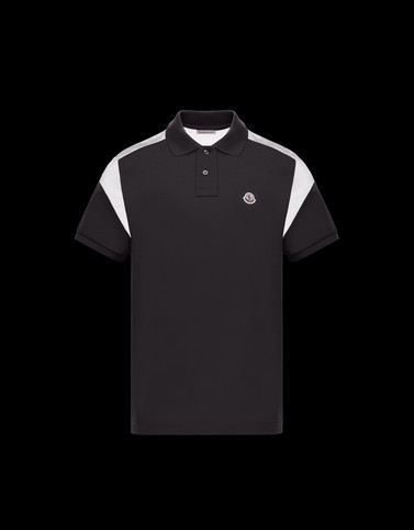 POLO Black Category Polo shirts